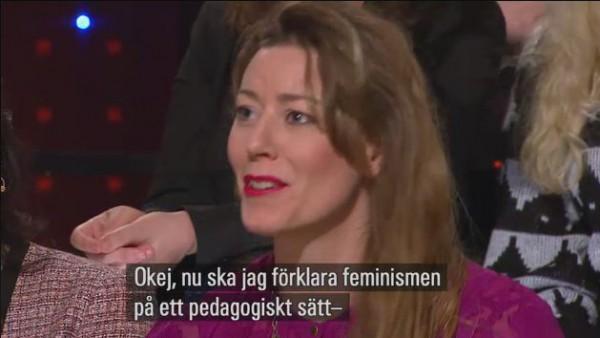 debatt jag kan det här jag är feminist7